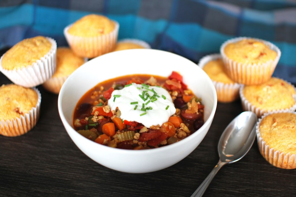 Tricked Out Turkey Chili