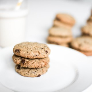 Mocha Oat Cookie