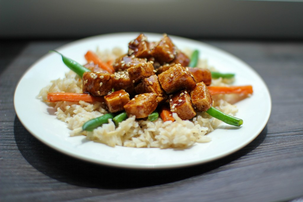 Crispy Sesame Tofu - Recipe Righter