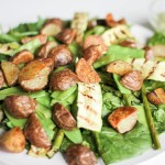 Magic Green Salad- Recipe Righter