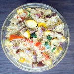 grilled veg and orzo- Recipe Righter
