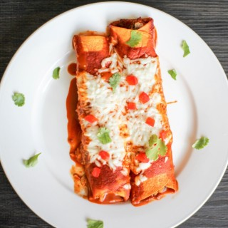 Vegan Enchiladas, Recipe Righter