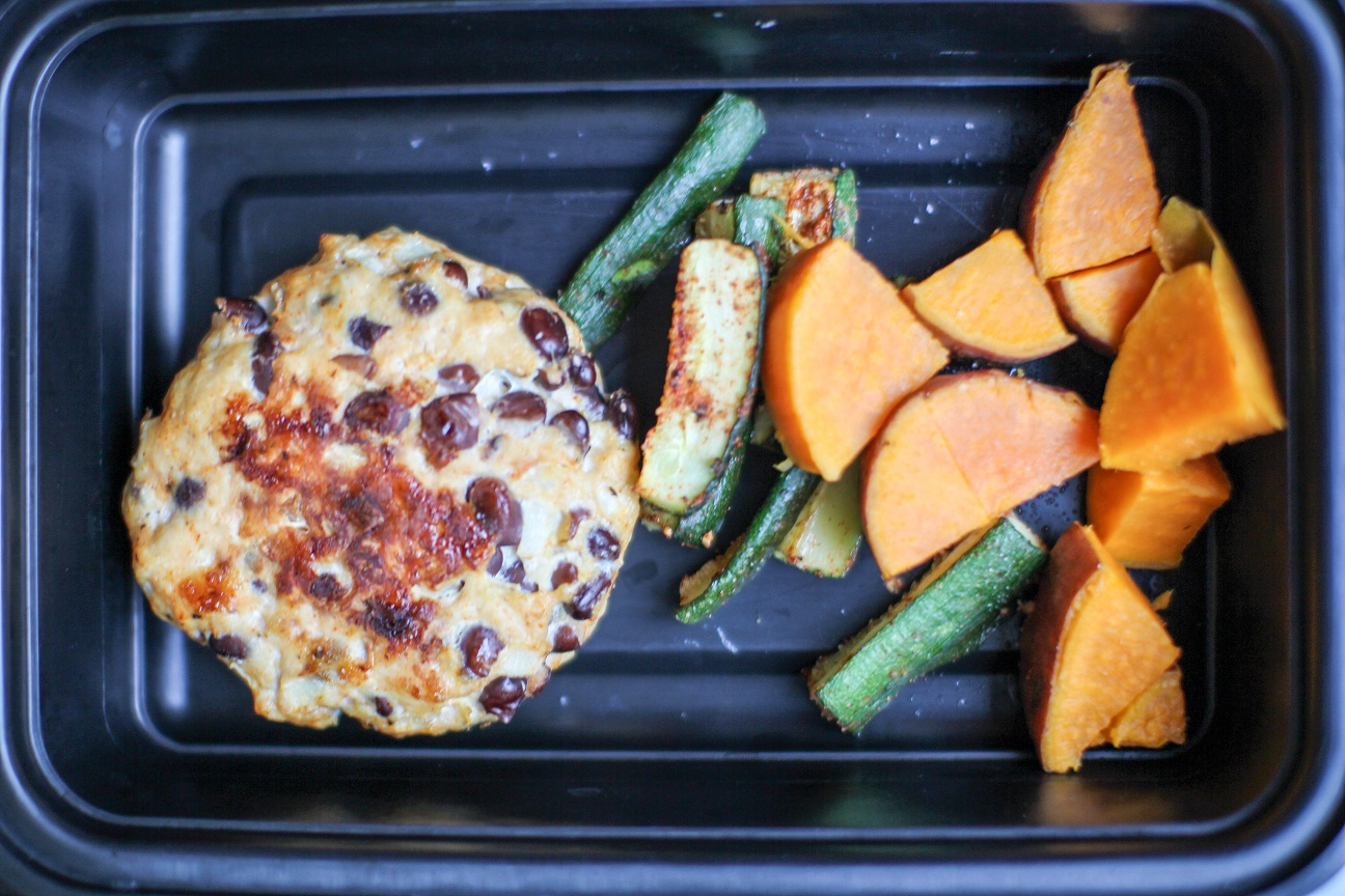 Baked bean and turkey burgers meal preps recipe righter forumfinder Images