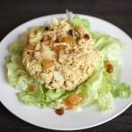 Golden Curry Chicken Salad