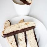 Chocolate & Almond Biscotti- Recipe Righter